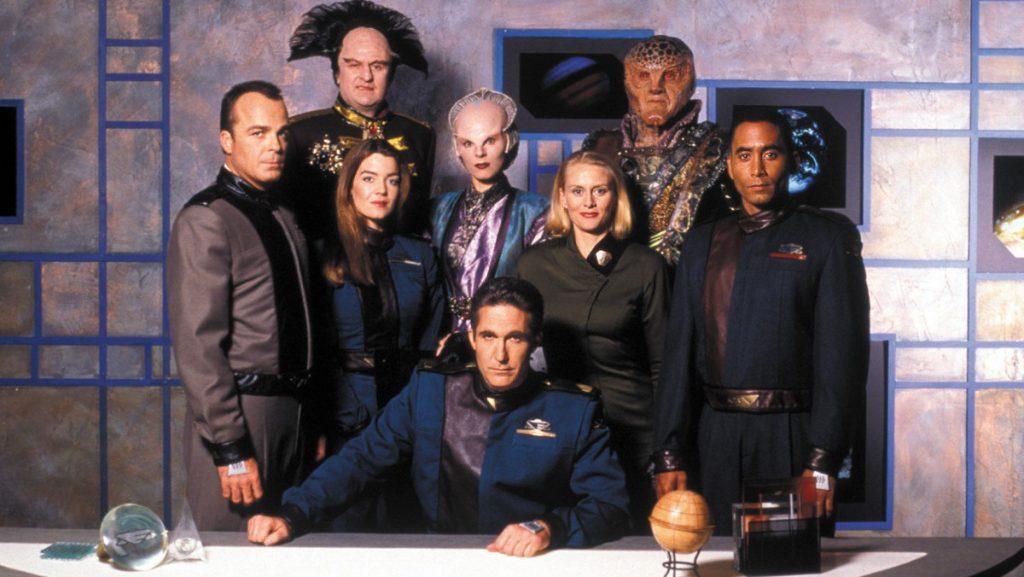 Babylon 5 Reboot