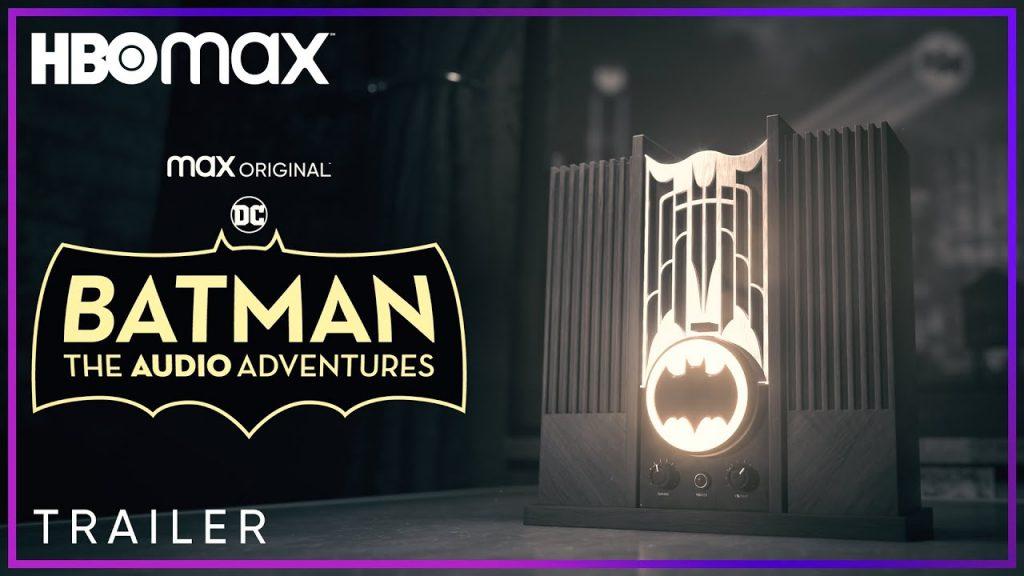 Batman: The Audio Adventures
