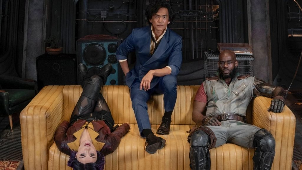 Cowboy Bebop: the first poster for a Netflix adaptation!