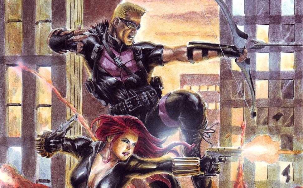 Hawkeye vs Black Widow: Who Would Win?