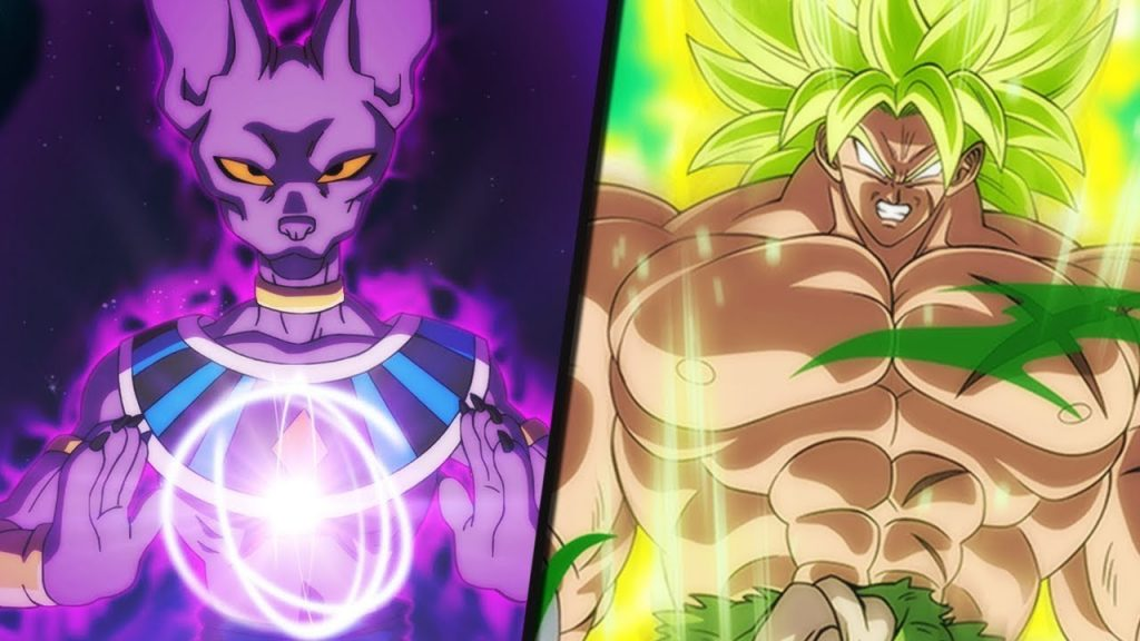 Broly vs Beerus: Who Would Win?