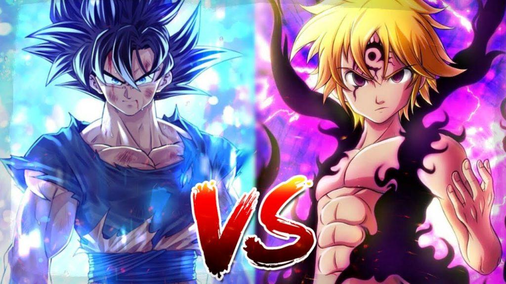 Melodias vs Goku: Who Would Win?
