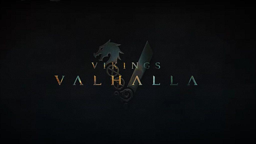 Vikings: Valhalla Poster Logo