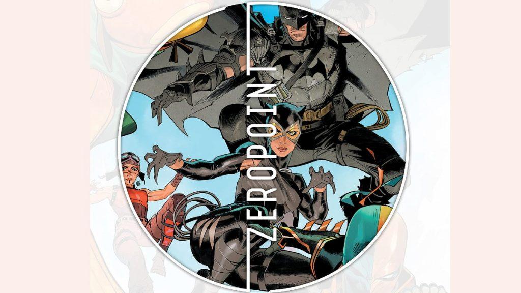 Batman/Fortnite 'Zero Point'