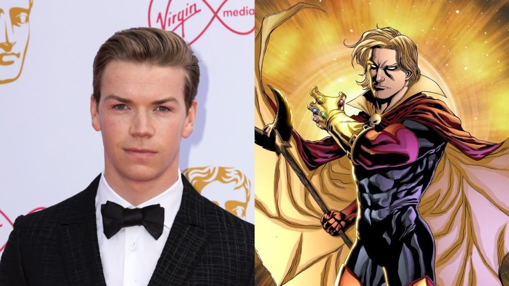 Will Poulter Will Officially Portray Adam Warlock In 'Guardians Of The  Galaxy Vol. 3'