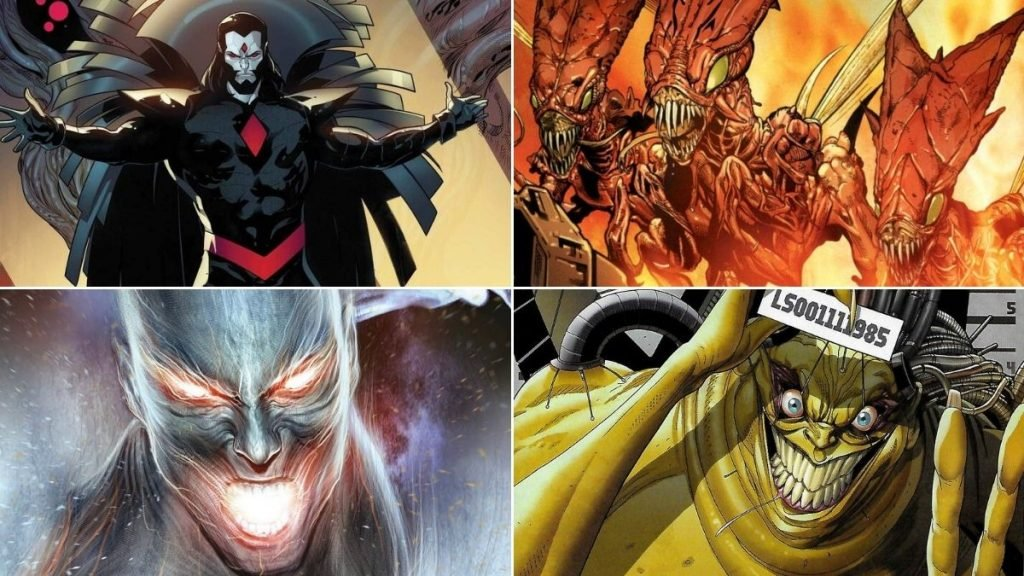10 of the Most Interesting X-Men Villains That Time Forgot