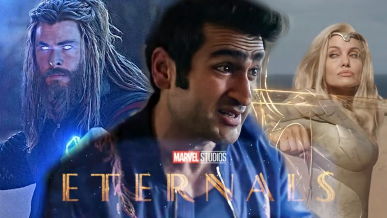 """Eternals' Kingo: """"Avengers Have Thor and Spider-Man, But We Have Thena"""""""