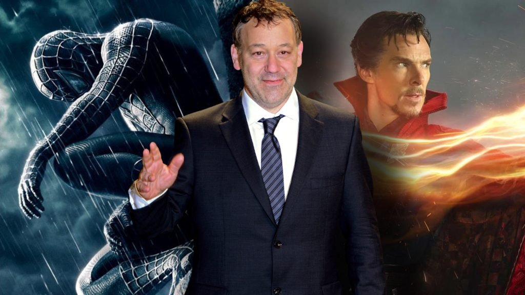 """Sam Raimi almost refused to direct """"Doctor Strange in the Multiverse of Madness"""" because of his """"Spider-Man 3"""" experience"""