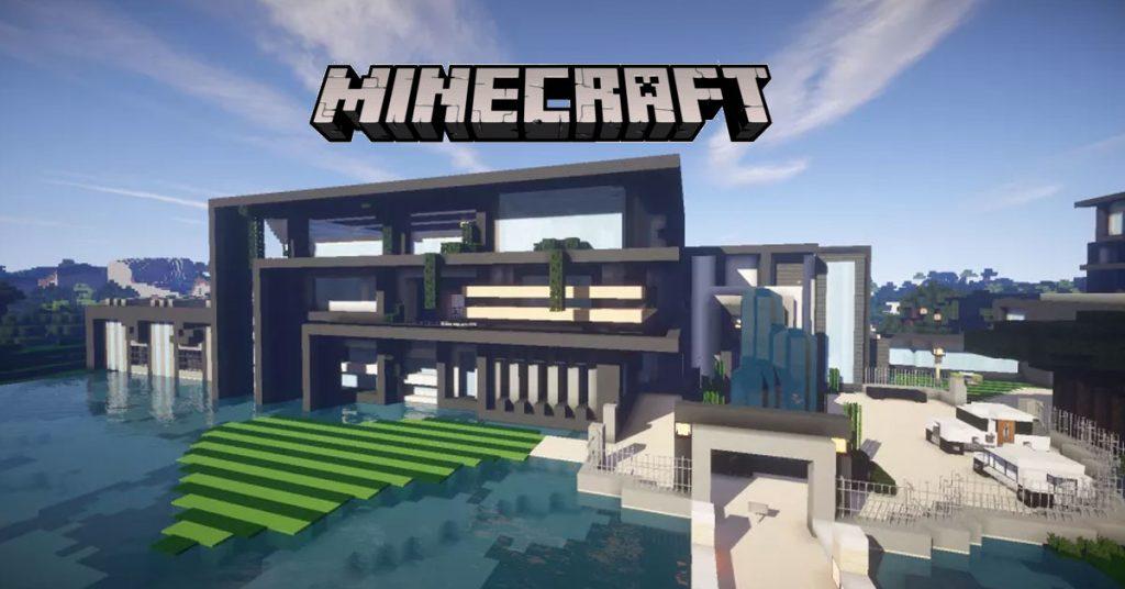 50 Best Minecraft Mansion Ideas 2021