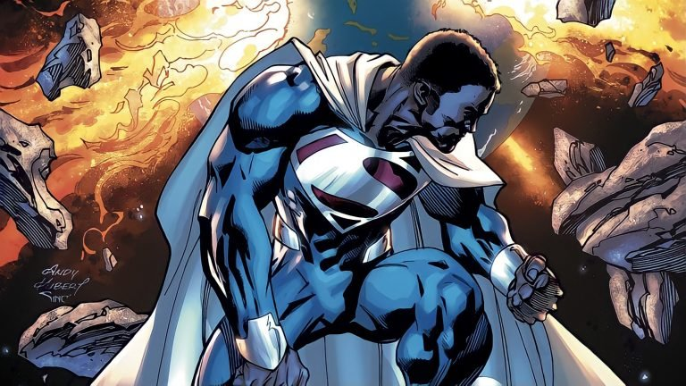 Val Zod Superman Project Produced by Michael B. Jordan Found Its Writers