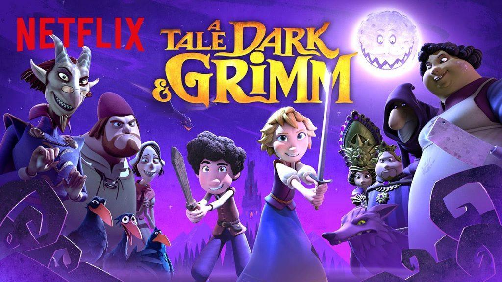A Tale Dark & Grimm (2021) Season 1 Complete NF WEB-DL