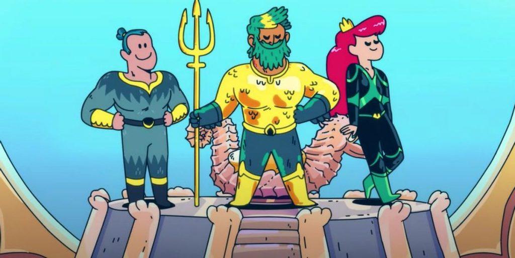 Aquaman: King of Atlantis Chapter Three — Tidal Shift' Review