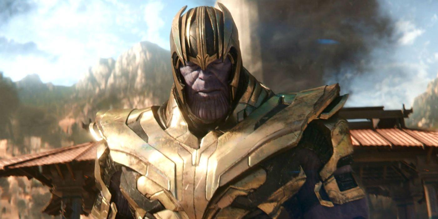 Thanos Movies in Order: Mad Titan Watch Order