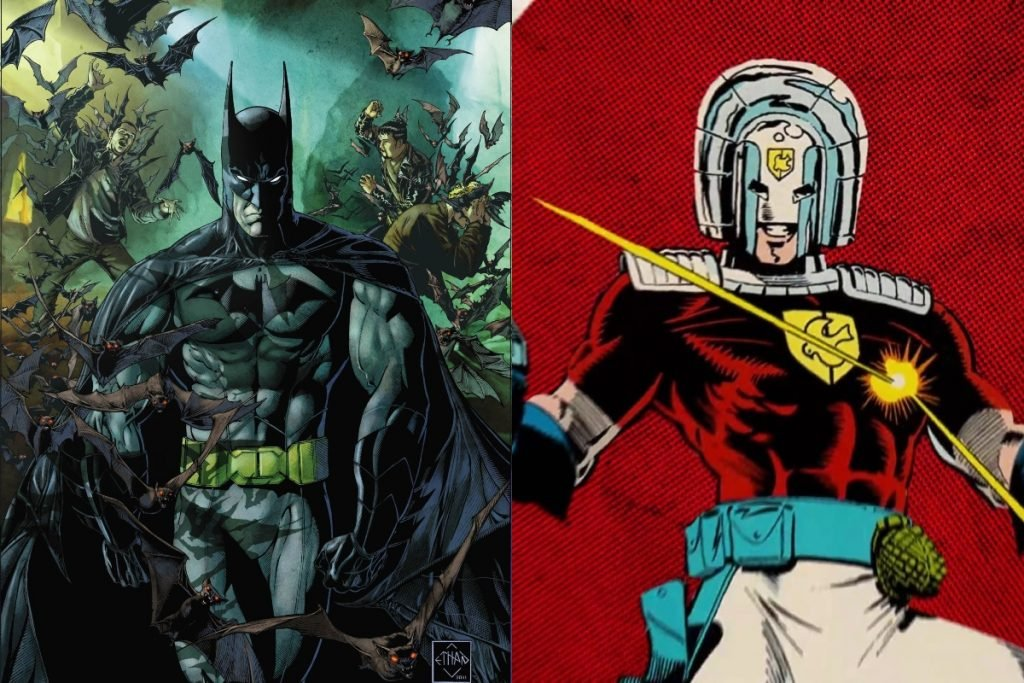 eacemaker vs Batman: Who Would Win and Why?