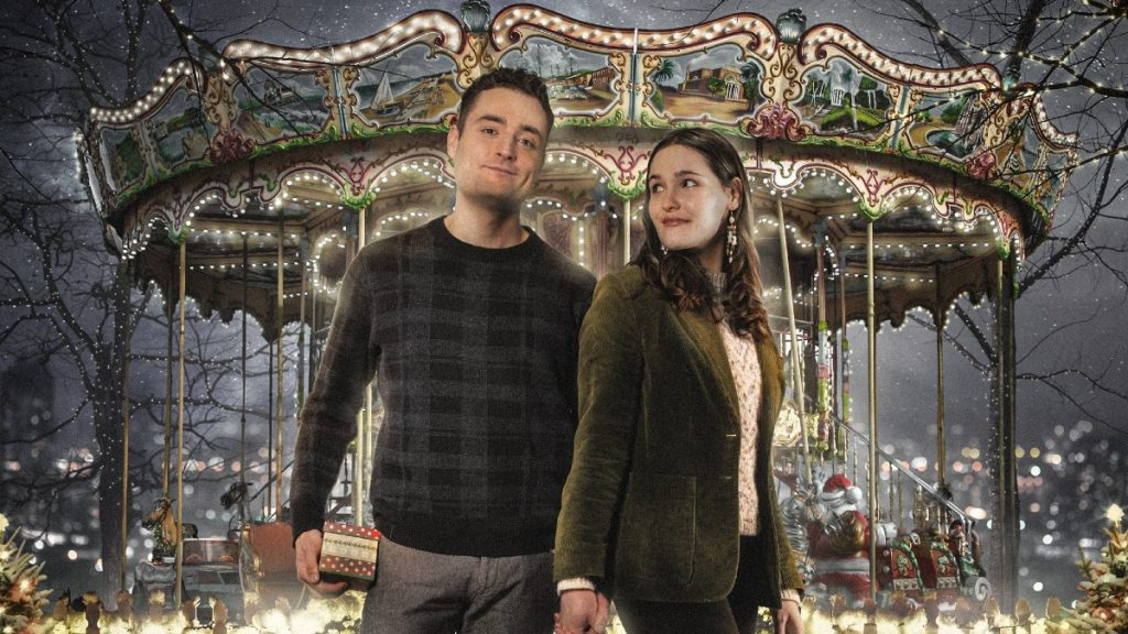 'Christmas On The Carousel' Review