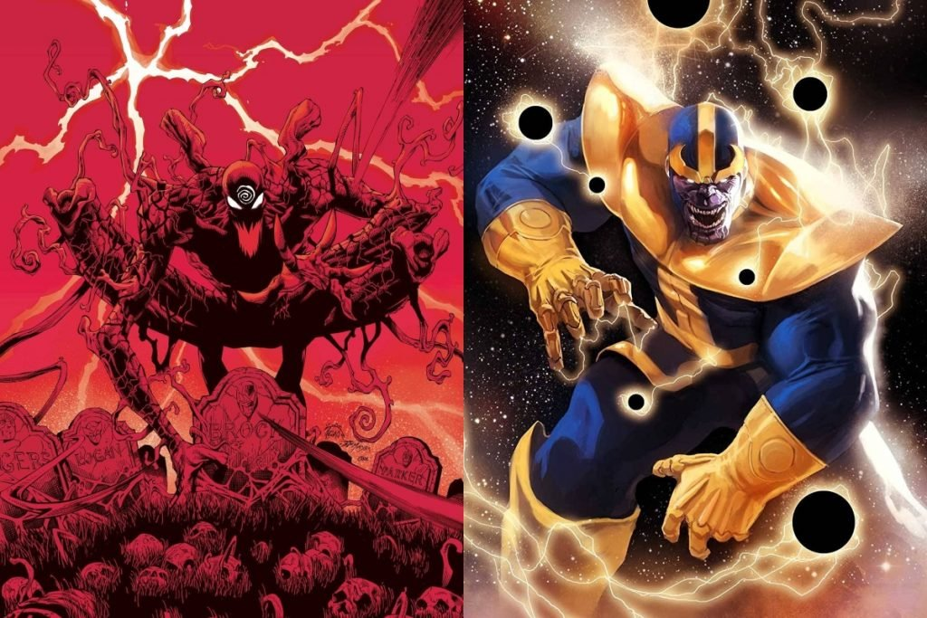 Carnage vs Thanos: Who Would Win?
