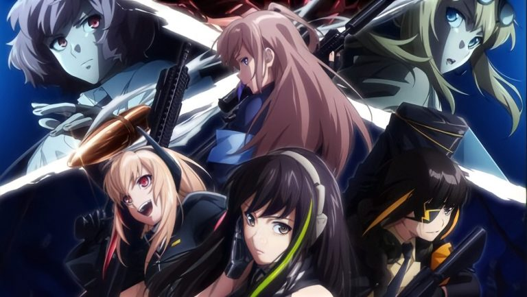 Girls' Frontline Anime: Release Date, Trailer, And Poster Revealed