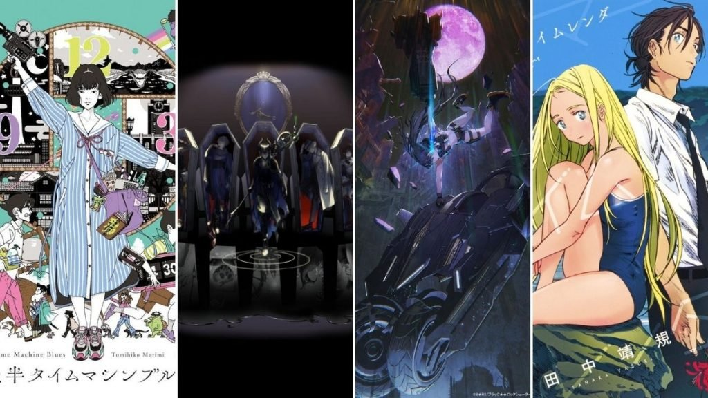Disney+ Announced Four New Anime for Streaming in 2022
