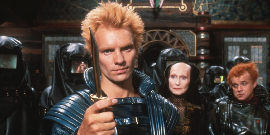 Why is Feyd-Rautha Not in Dune?
