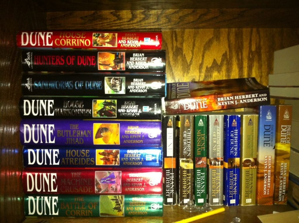 All x Dune Books and Audiobooks (RANKED): What Is the Best Dune Book?