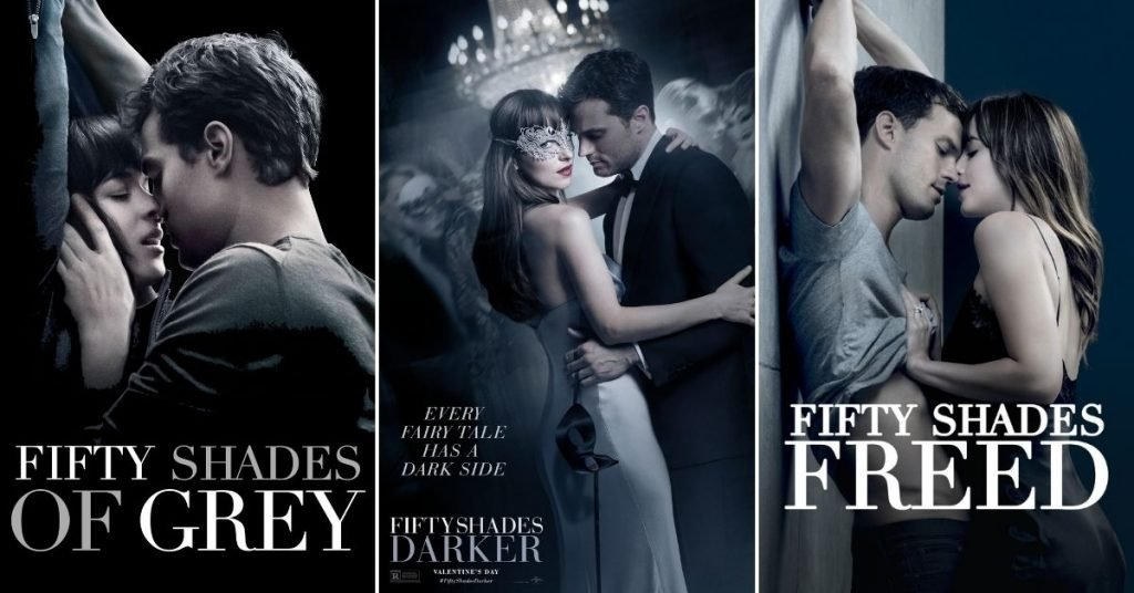 Fifty Shades Movies in Order The Hot Watch Order