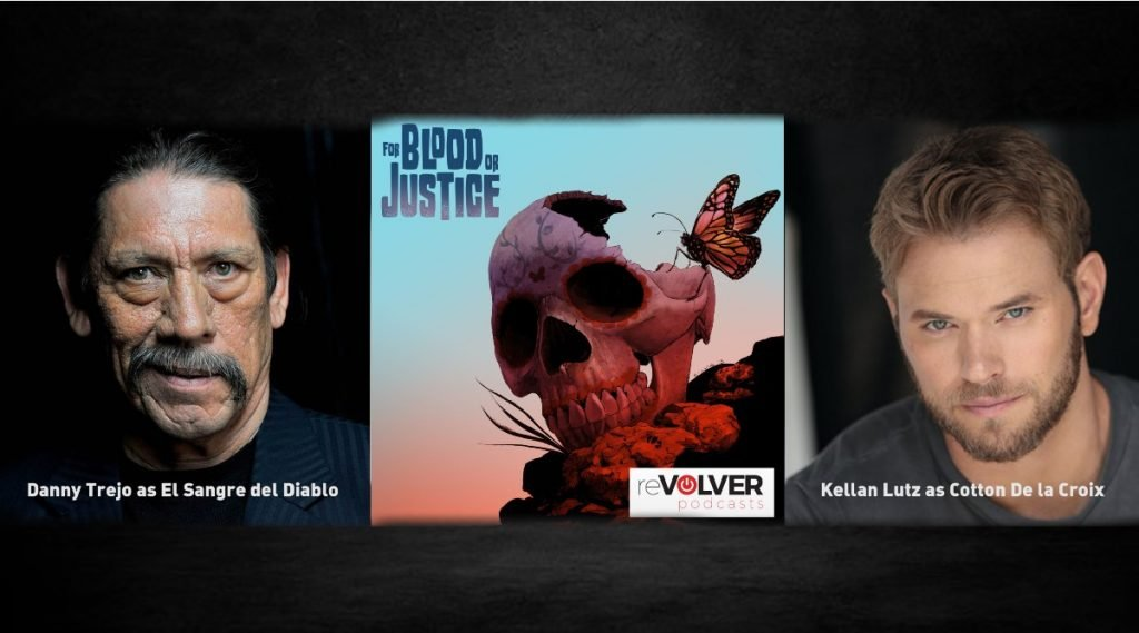 Scripted Horror-Noir Podcast 'For Blood or Justice' Gets Distribution Deal with reVolver Podcasts