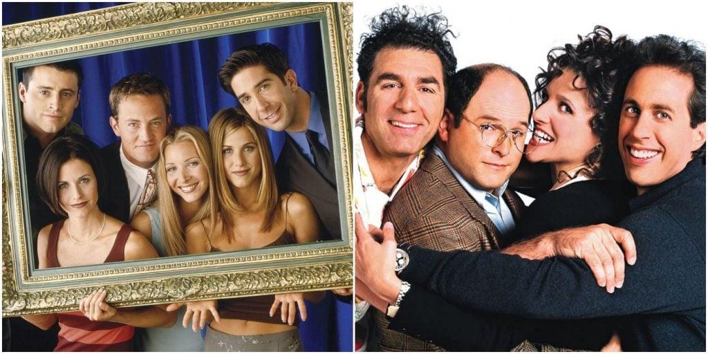 Seinfeld vs Friends: Who Is the Sitcom King?
