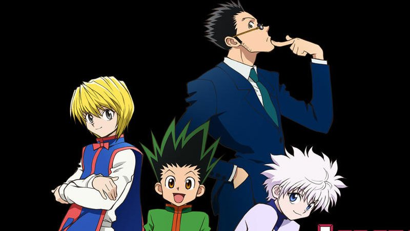 Hunter x Hunter Watch Order (Including Series and Movies)