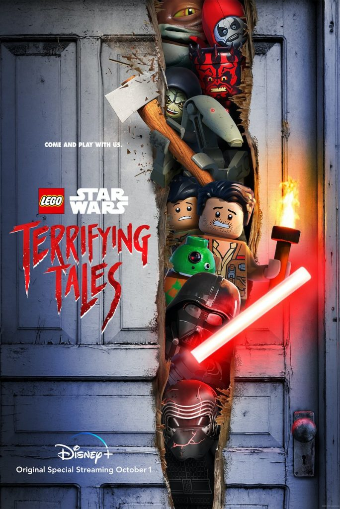 LEGO® STAR WARS TERRIFYING TALES
