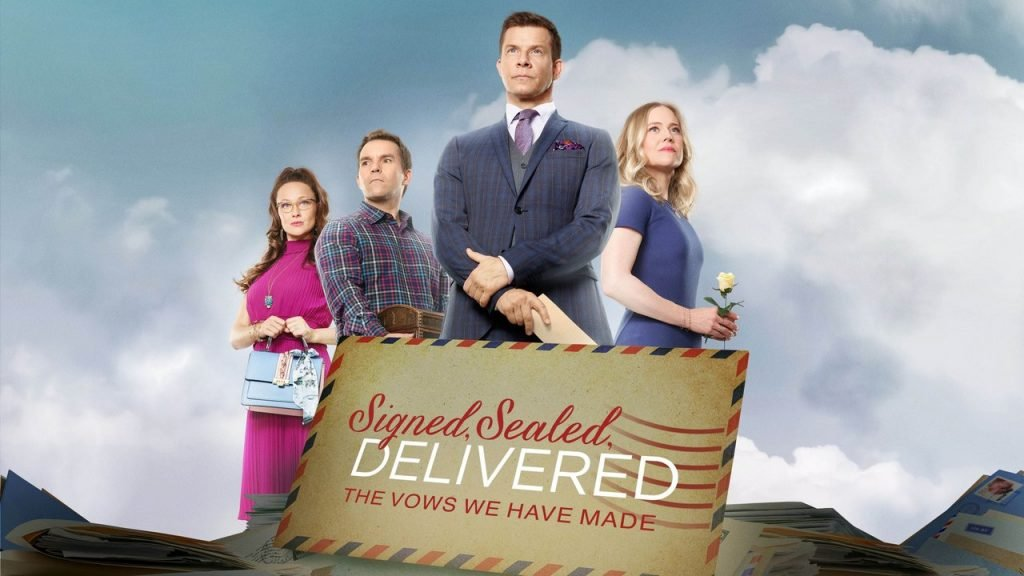 'Signed, Sealed Delivered: The Vows We Have Made' Review