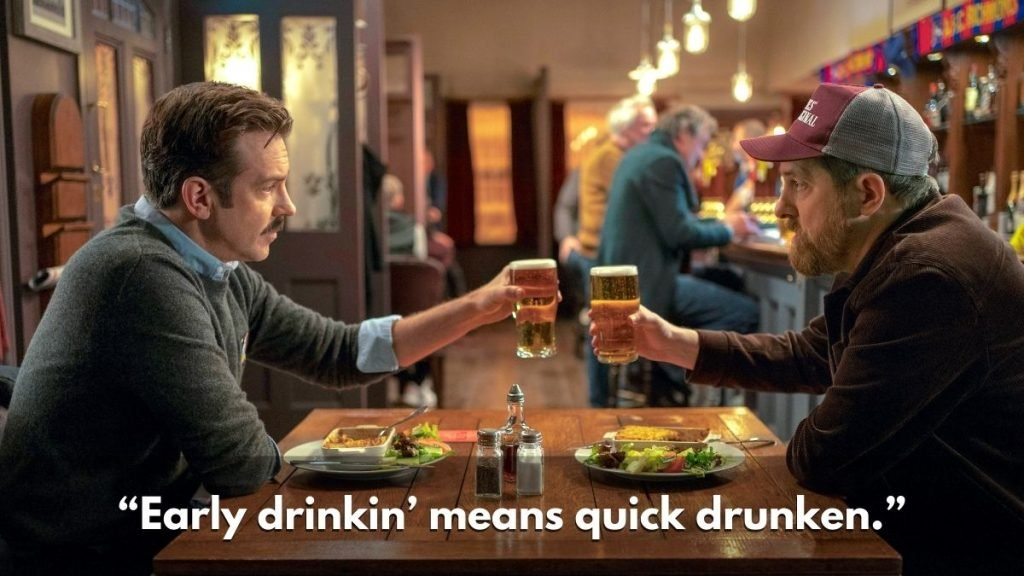 Ted Lasso Quotes About Life