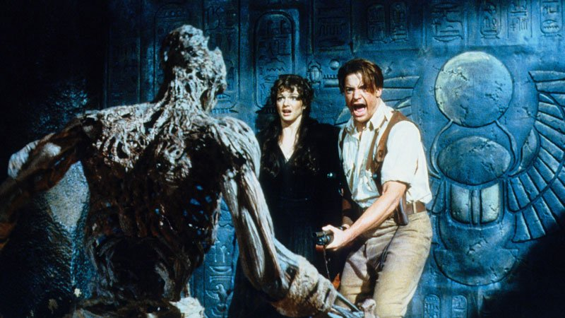 The Mummy Movies in Order Including Scorpion King Movies