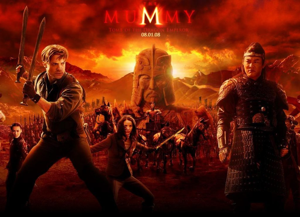 The Mummy Tomb of the Dragon Emperor (2008)