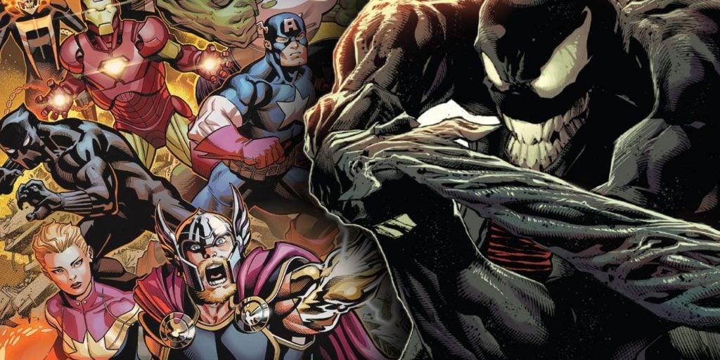 Venom vs Avengers: Who Can Venom Beat?