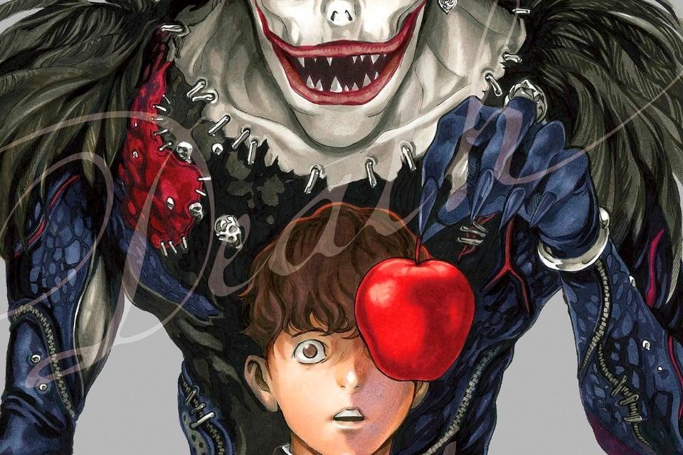 VizMedia Announces New 'Death Note' Short Stories!