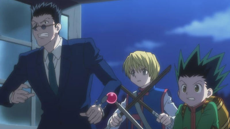 Where to Watch Hunter x Hunter Dubbed