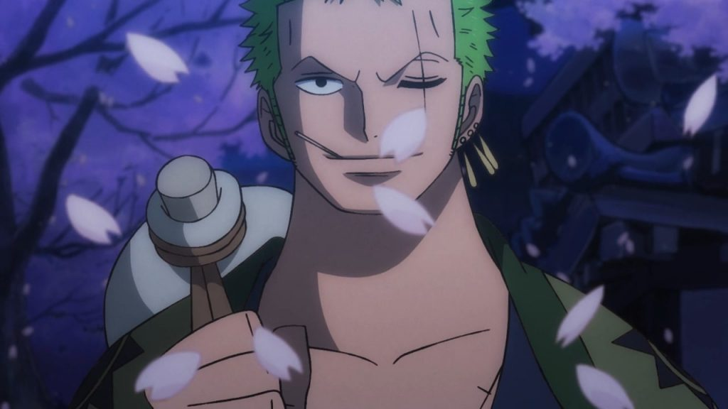 How Did Zoro Lose His Eye in One Piece?