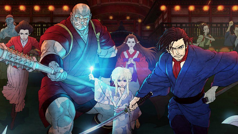 'Bright: Samurai Soul' Review