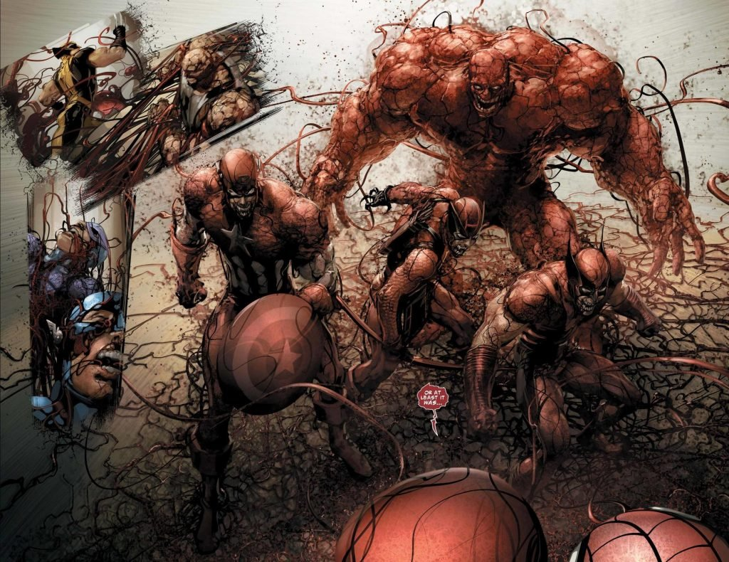Carnage vs Avengers: Who Can Carnage Beat?