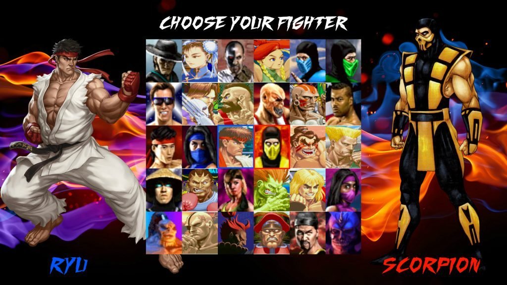 Mortal Kombat vs Street Fighter: Which Is the Ultimate Fighting Game?