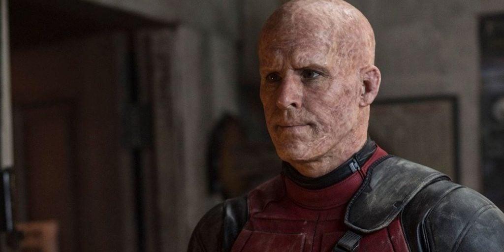 deadpool face movies