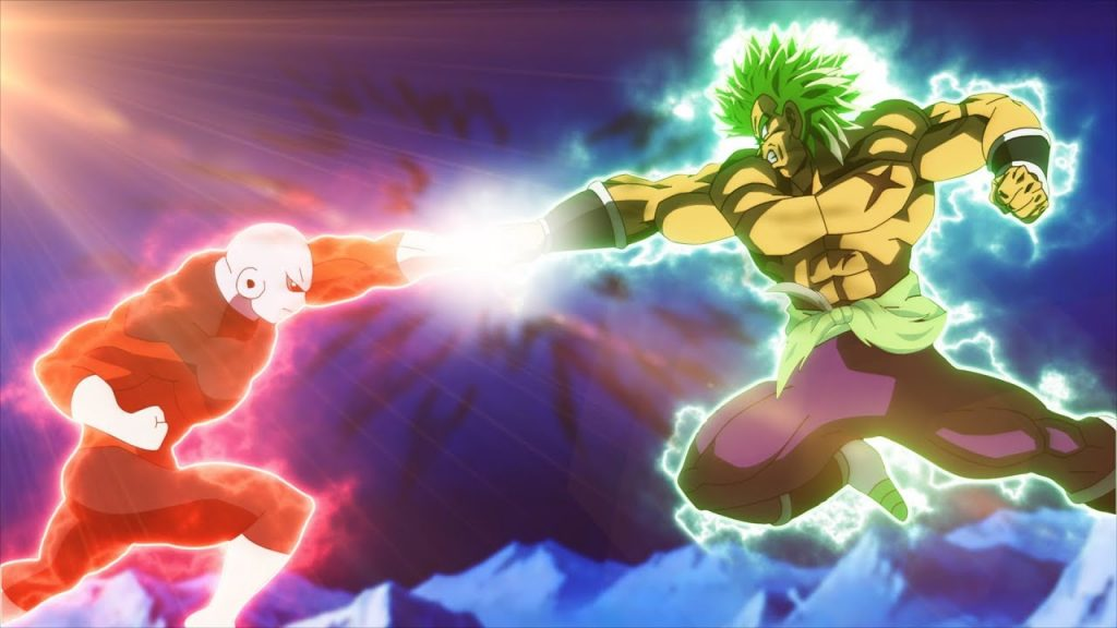 Broly vs Jiren: Who Would Win in a Fight of Villians?