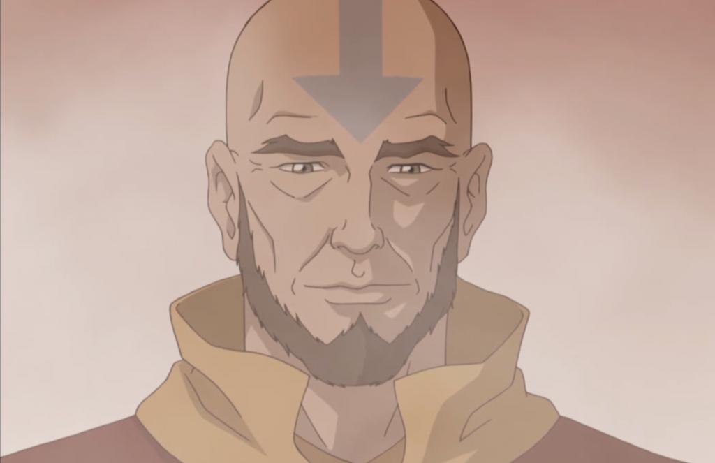How Did Aang die in Avatar: The Legend of Korra?